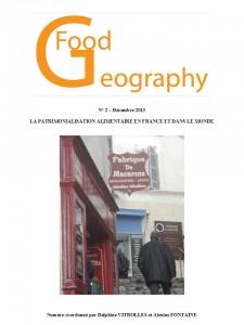La patrimonialisation alimentaire en France et dans le monde